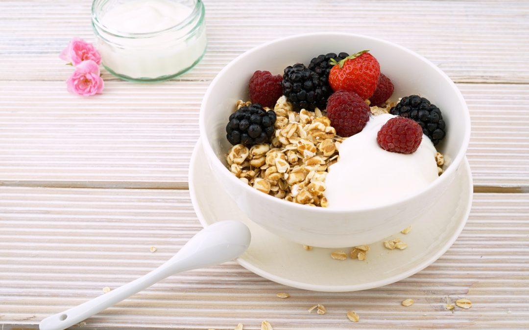 Für ein gesundes Frühstück