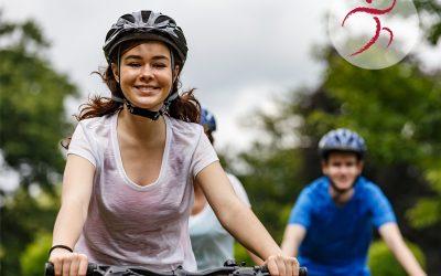 Impuls: BEWEGUNG – Fahrradfahren